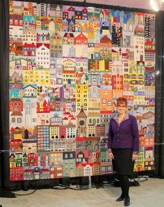 international fall quilt market M'liss Rae Hawley