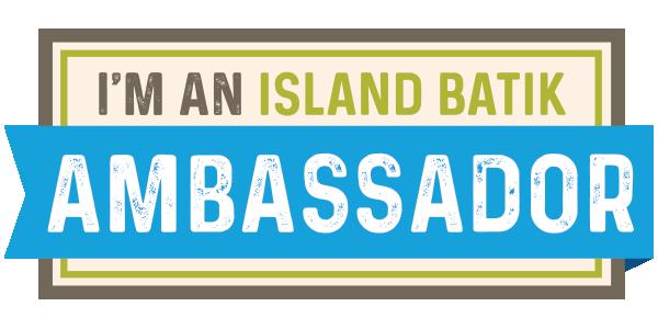 600px - I'm-an-Island-Batik-Ambassador - Blue-Ribbon